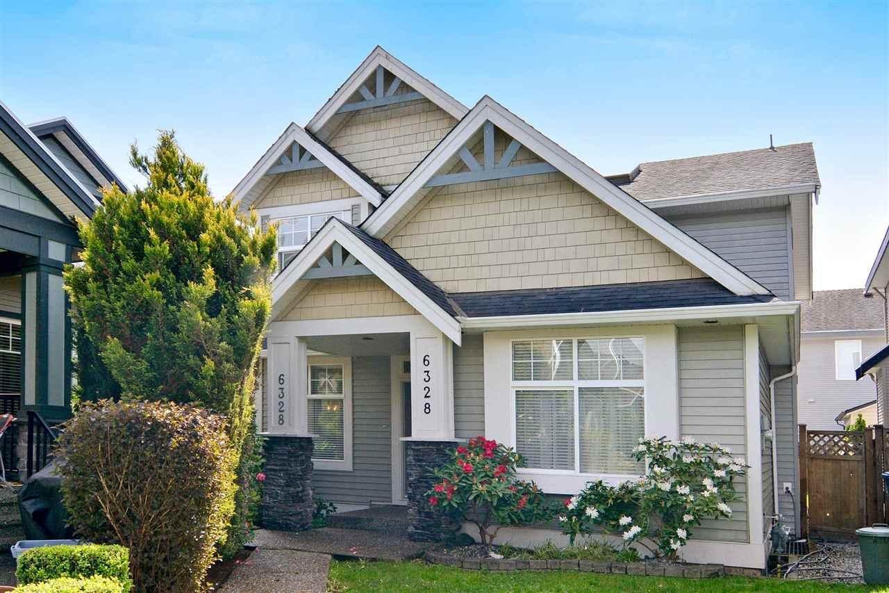 R2060997 - 6328 167B STREET, Cloverdale BC, Surrey, BC - House/Single Family