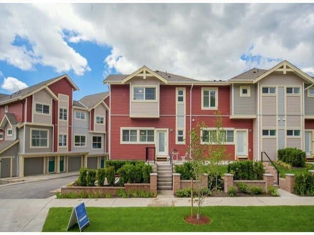 R2061007 - 64 6945 185TH STREET, Clayton, Surrey, BC - Townhouse
