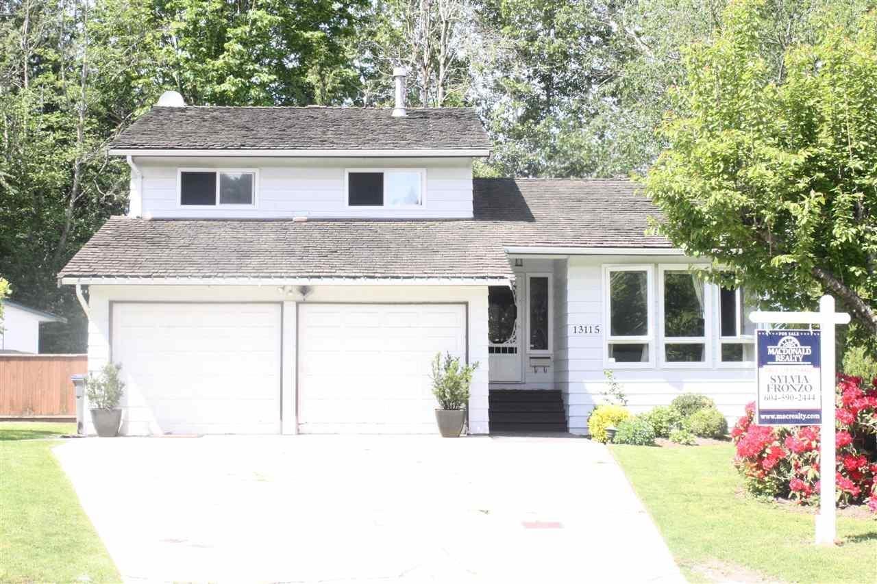 R2061096 - 13115 63 AVENUE, Panorama Ridge, Surrey, BC - House/Single Family