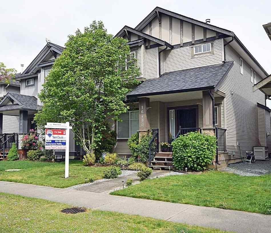R2061132 - 16783 61 AVENUE, Cloverdale BC, Surrey, BC - House/Single Family