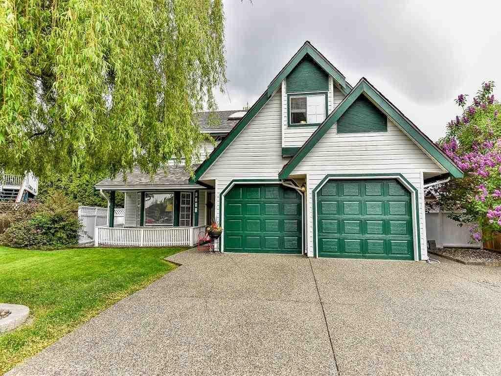 R2061145 - 6287 186A STREET, Cloverdale BC, Surrey, BC - House/Single Family