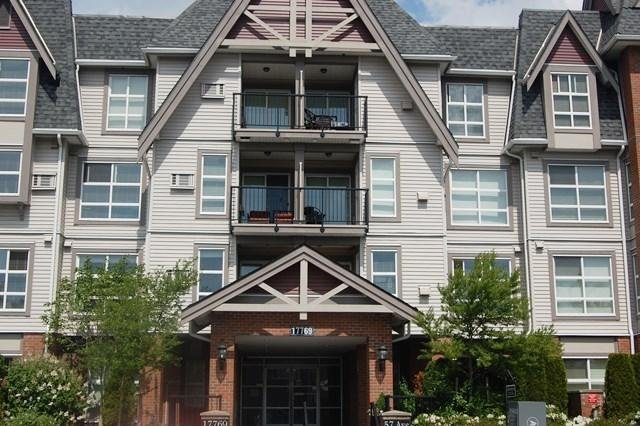R2061280 - 404 17769 57 AVENUE, Cloverdale BC, Surrey, BC - Apartment Unit