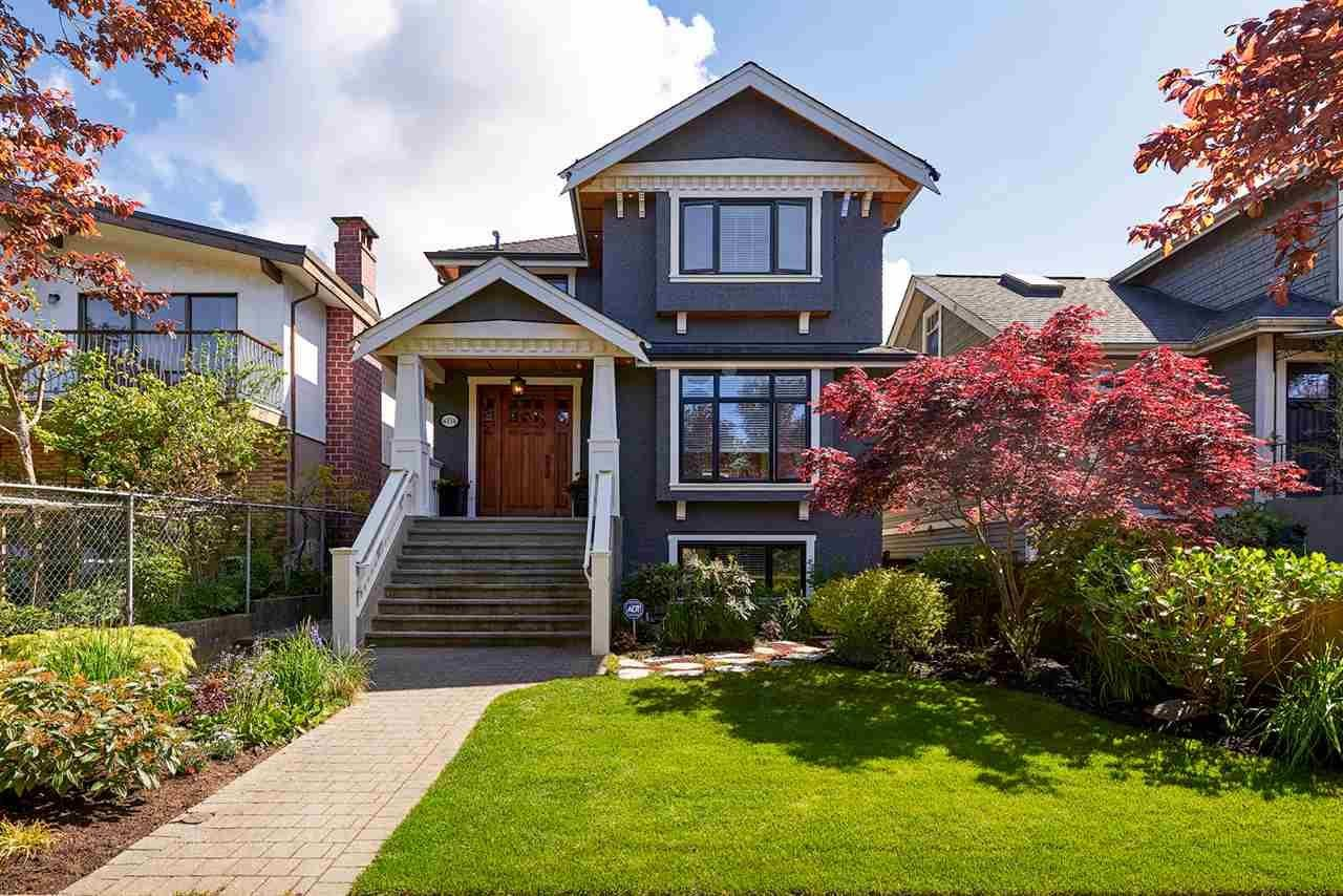 R2061314 - 4334 PRINCE ALBERT STREET, Fraser VE, Vancouver, BC - House/Single Family