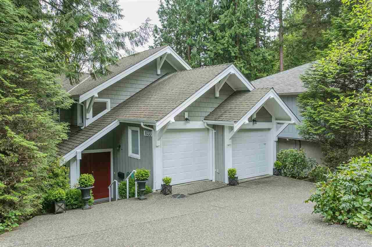 R2061334 - 1033 KILMER ROAD, Lynn Valley, North Vancouver, BC - House/Single Family