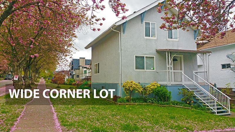 R2061443 - 3849 ST. CATHERINES STREET, Fraser VE, Vancouver, BC - House/Single Family