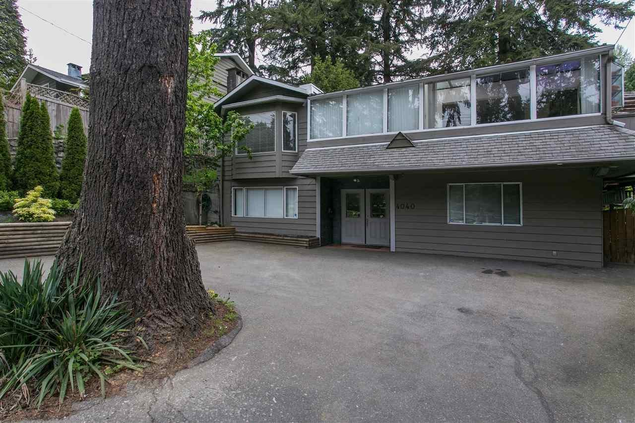 R2061472 - 4040 CAPILANO ROAD, Canyon Heights NV, North Vancouver, BC - House/Single Family