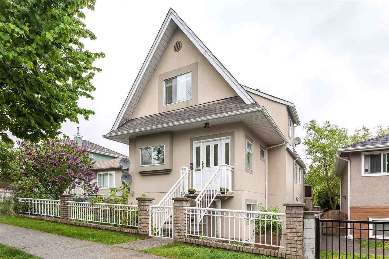 R2061633 - 3377 E 27TH AVENUE, Renfrew Heights, Vancouver, BC - House/Single Family