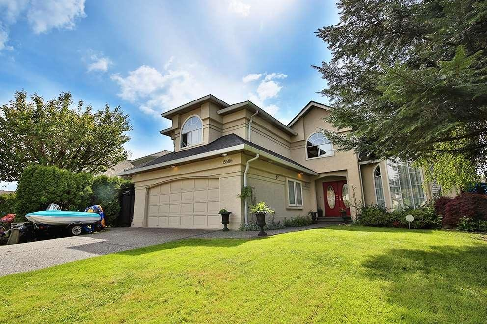R2061939 - 15506 112A AVENUE, Fraser Heights, Surrey, BC - House/Single Family