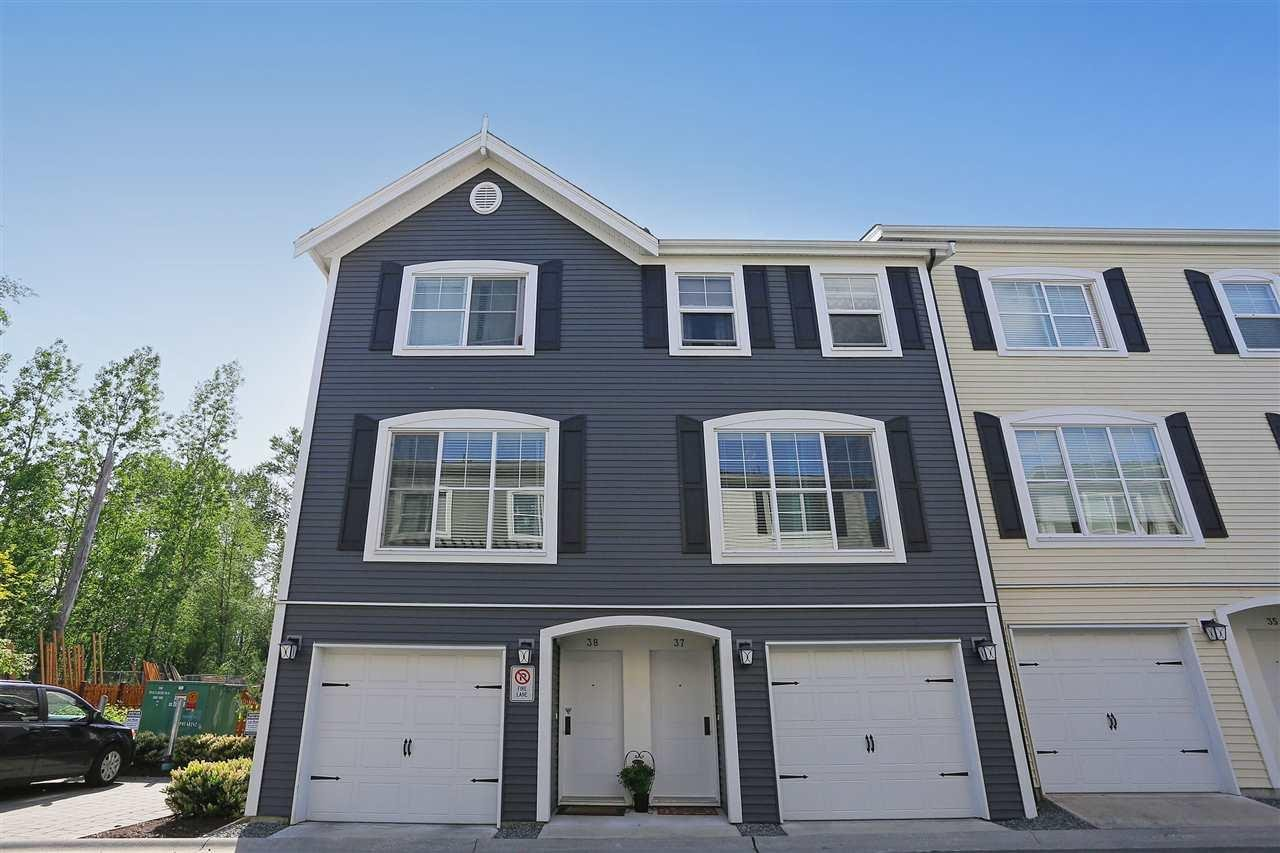 R2061976 - 37 19180 65TH AVENUE, Clayton, Surrey, BC - Townhouse