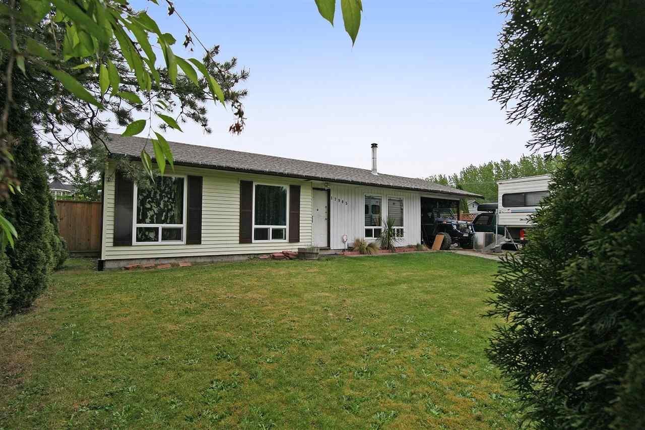 R2062147 - 17985 56A AVENUE, Cloverdale BC, Surrey, BC - House/Single Family