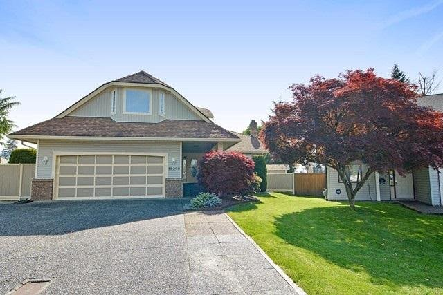 R2062165 - 18290 58A AVENUE, Cloverdale BC, Surrey, BC - House/Single Family