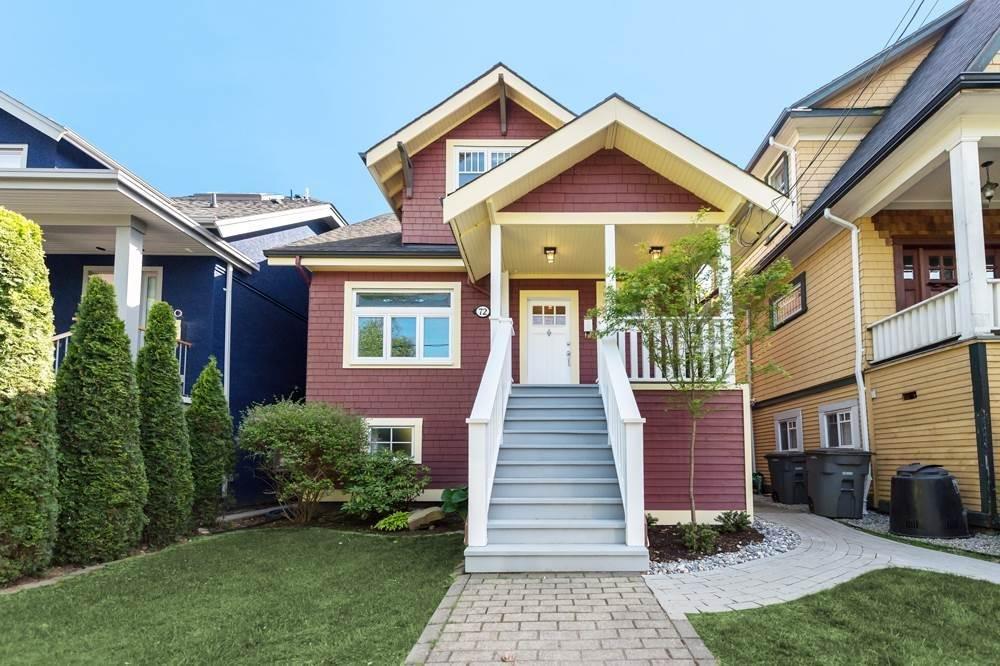 R2062260 - 72 E 22ND AVENUE, Main, Vancouver, BC - House/Single Family