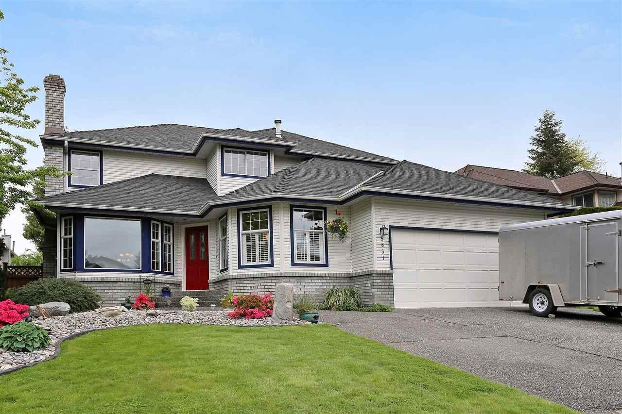 R2062370 - 5831 189 STREET, Cloverdale BC, Surrey, BC - House/Single Family
