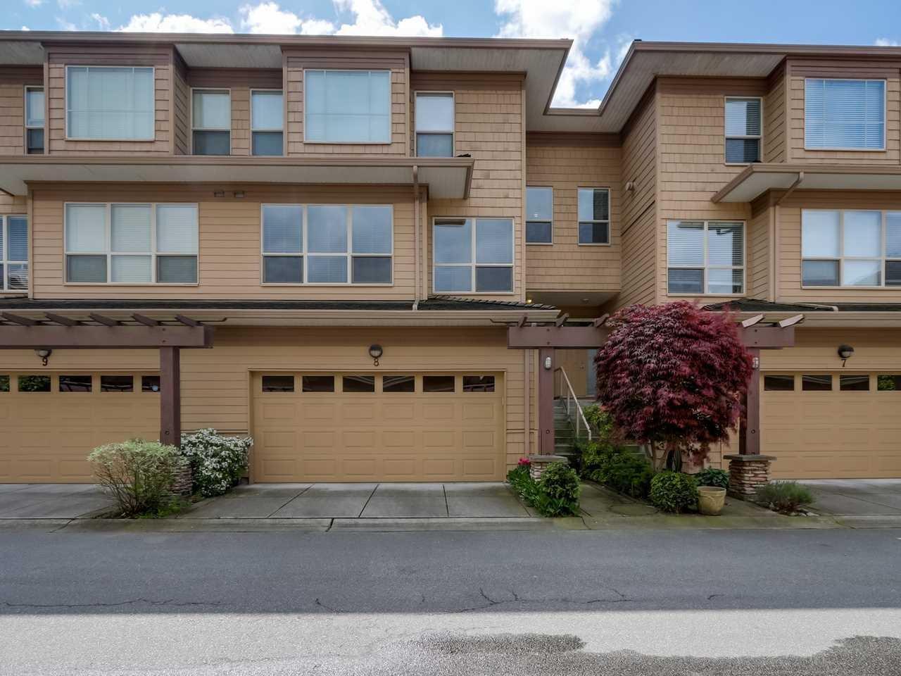 R2062398 - 8 16655 64 AVENUE, Cloverdale BC, Surrey, BC - Townhouse
