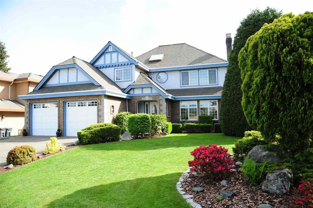 R2062444 - 16636 CHERRYHILL CRESCENT, Fraser Heights, Surrey, BC - House/Single Family