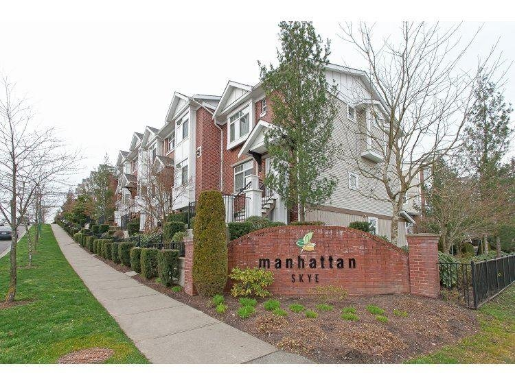 R2062569 - 82 19551 66TH AVENUE, Clayton, Surrey, BC - Townhouse