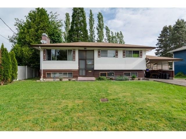 R2062784 - 19727 55 AVENUE, Langley City, Langley, BC - House/Single Family