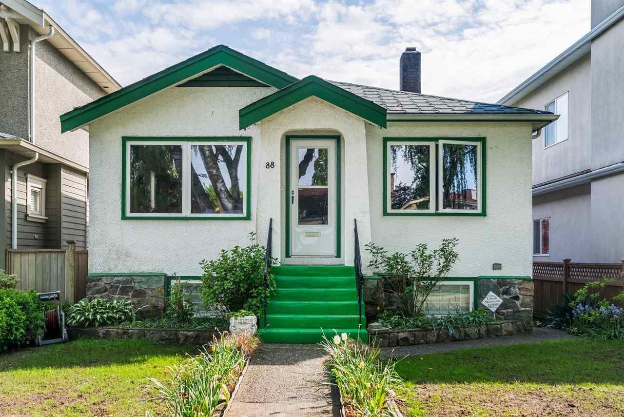 R2063313 - 88 E 46TH AVENUE, Main, Vancouver, BC - House/Single Family