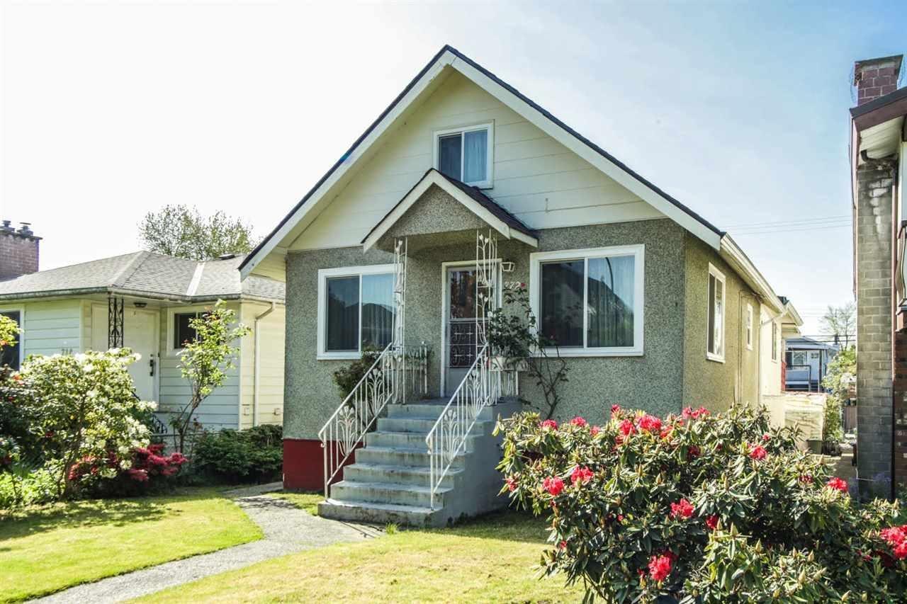 R2063707 - 772 E 38TH AVENUE, Fraser VE, Vancouver, BC - House/Single Family