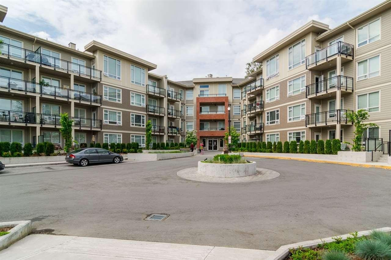 R2063975 - C322 20211 66TH AVENUE, Willoughby Heights, Langley, BC - Apartment Unit
