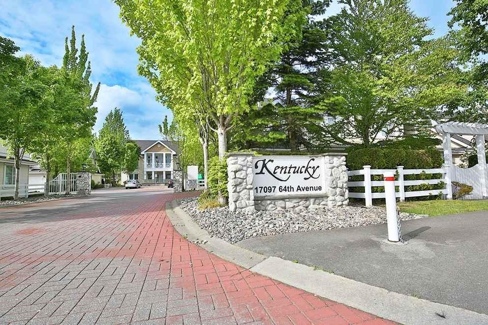 R2064125 - 40 17097 64 AVENUE, Cloverdale BC, Surrey, BC - Townhouse