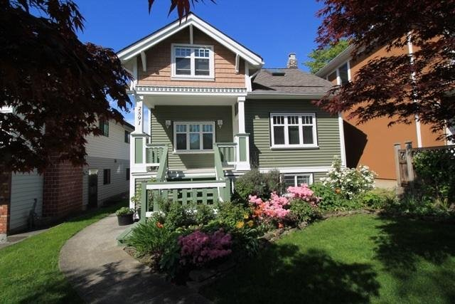 R2064162 - 2591 PANDORA STREET, Hastings East, Vancouver, BC - House/Single Family