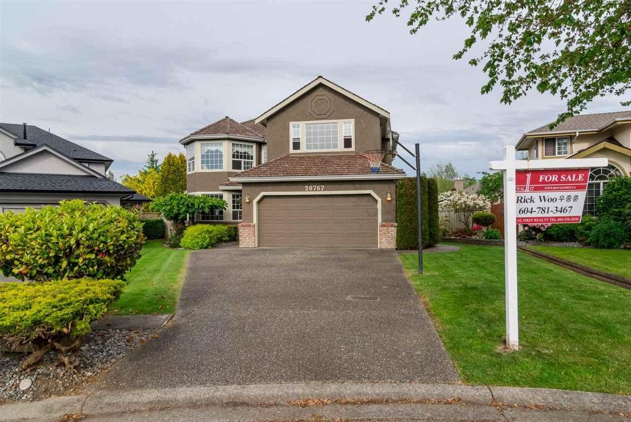 R2064507 - 20767 91A AVENUE, Walnut Grove, Langley, BC - House/Single Family