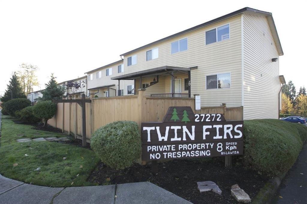 R2064624 - 100 27272 32 AVENUE, Aldergrove Langley, Langley, BC - Townhouse