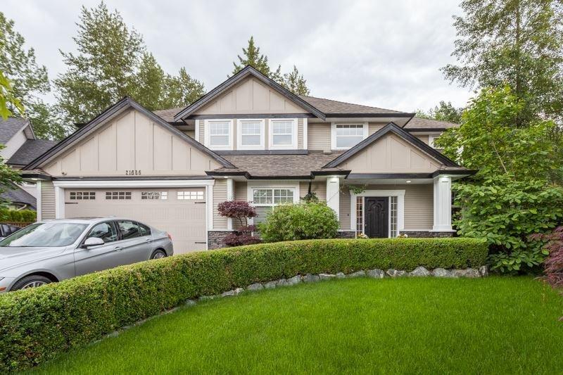 R2064977 - 21686 93 AVENUE, Walnut Grove, Langley, BC - House/Single Family