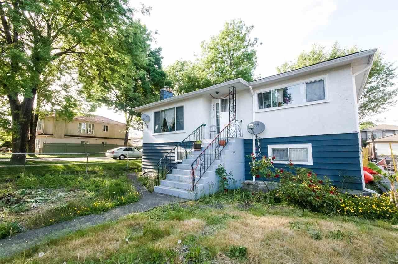 R2065008 - 609 E 17TH AVENUE, Fraser VE, Vancouver, BC - House/Single Family