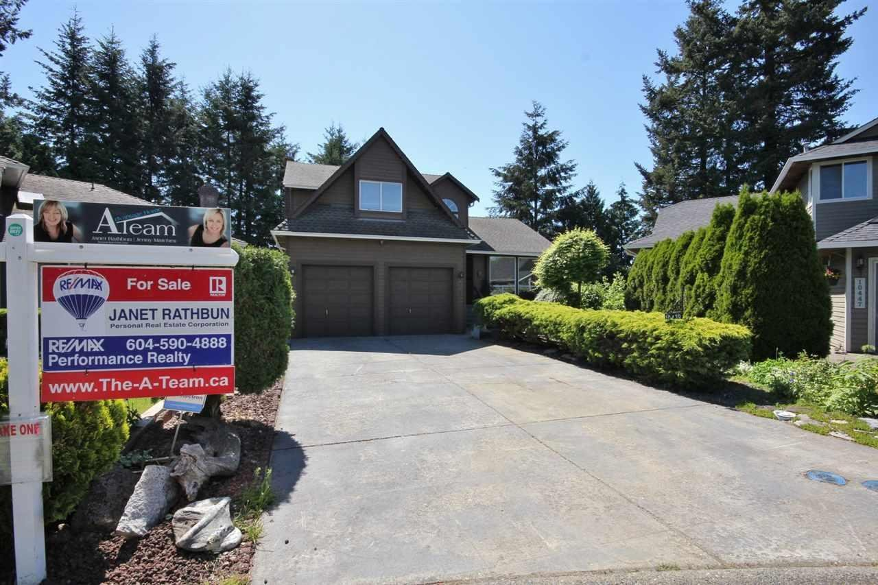 R2065099 - 10439 GLENMOOR PLACE, Fraser Heights, Surrey, BC - House/Single Family