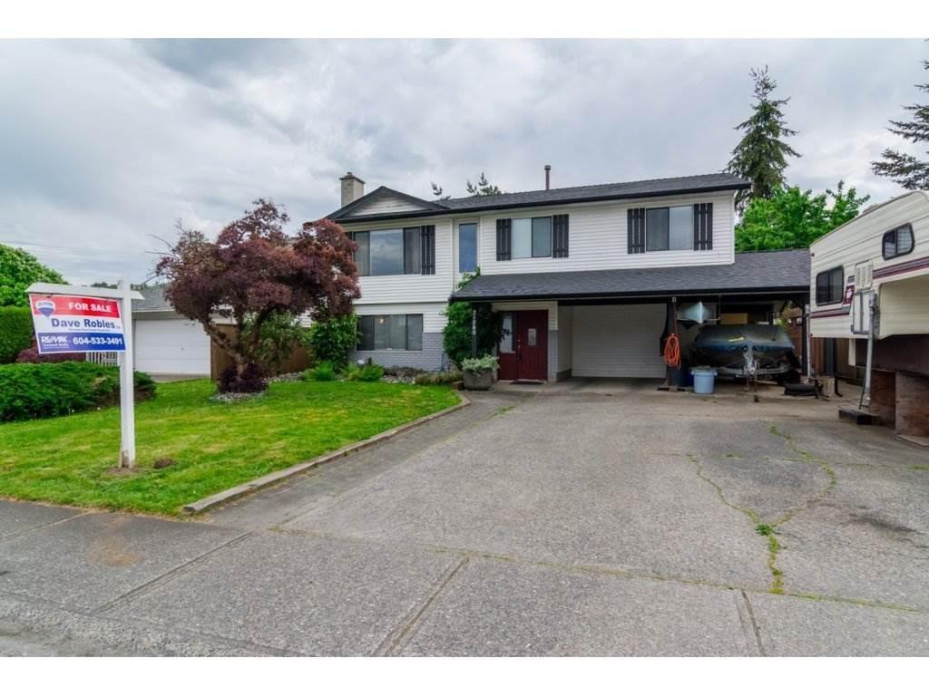 R2065185 - 21280 95 AVENUE, Walnut Grove, Langley, BC - House/Single Family