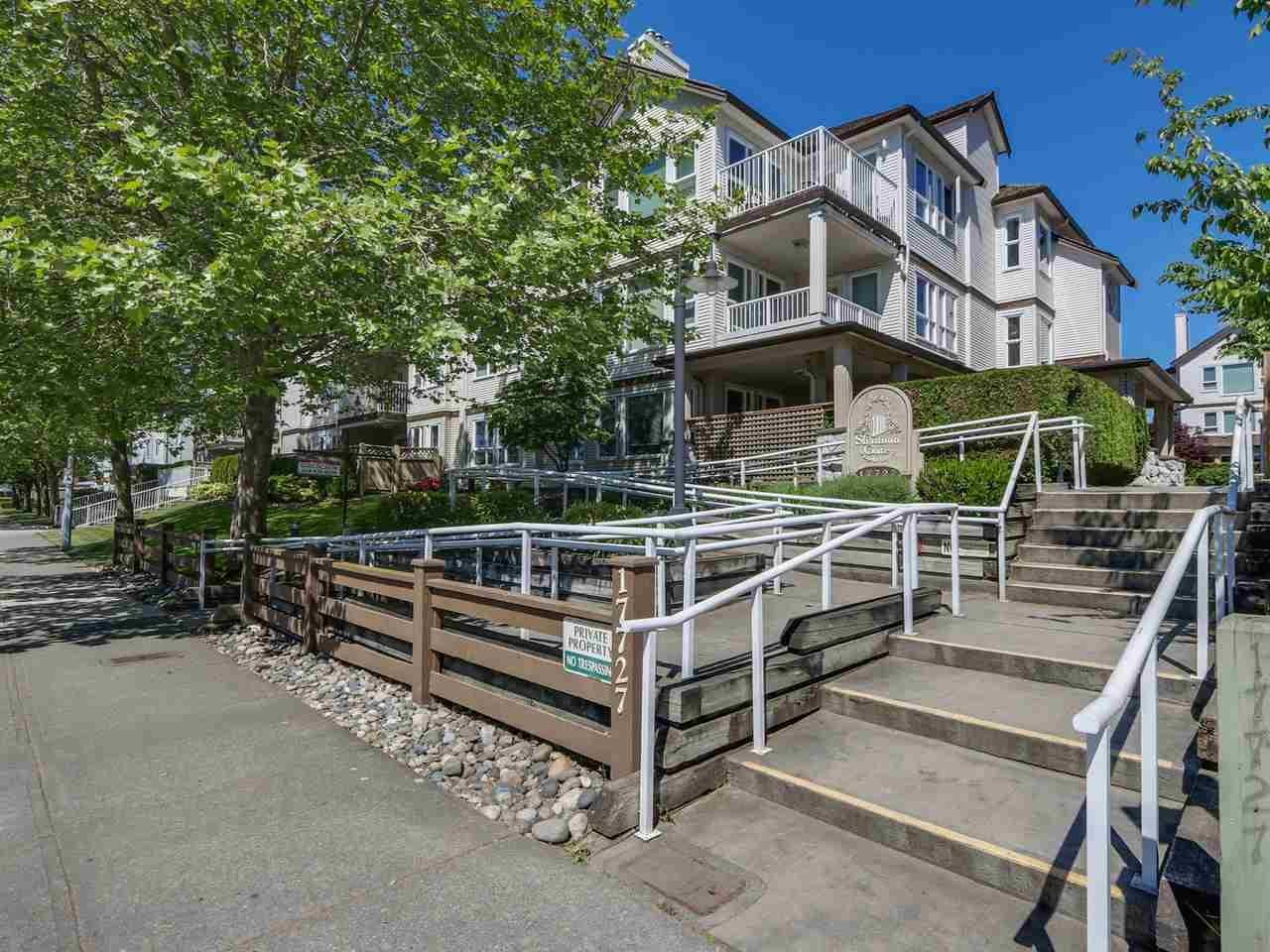 R2066555 - 304 17727 58 AVENUE, Cloverdale BC, Surrey, BC - Apartment Unit