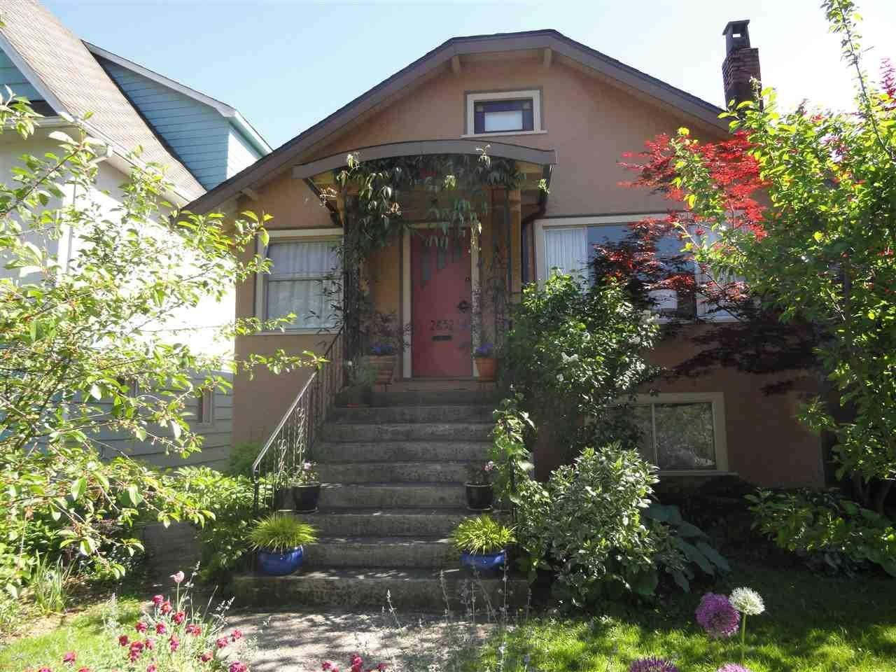 R2066849 - 2652 FRANKLIN STREET, Hastings East, Vancouver, BC - House/Single Family