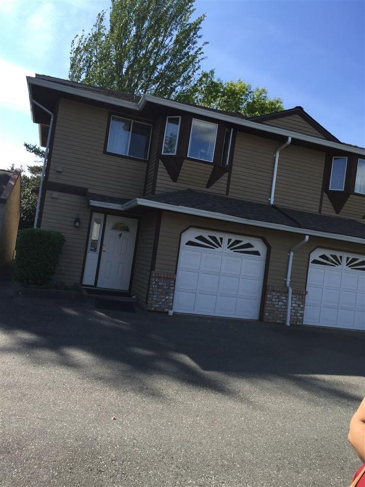 R2066914 - 104 19352 FRASER HIGHWAY, Cloverdale BC, Surrey, BC - Townhouse