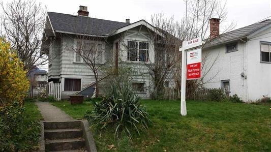 R2067162 - 2317 TURNER STREET, Hastings, Vancouver, BC - House/Single Family