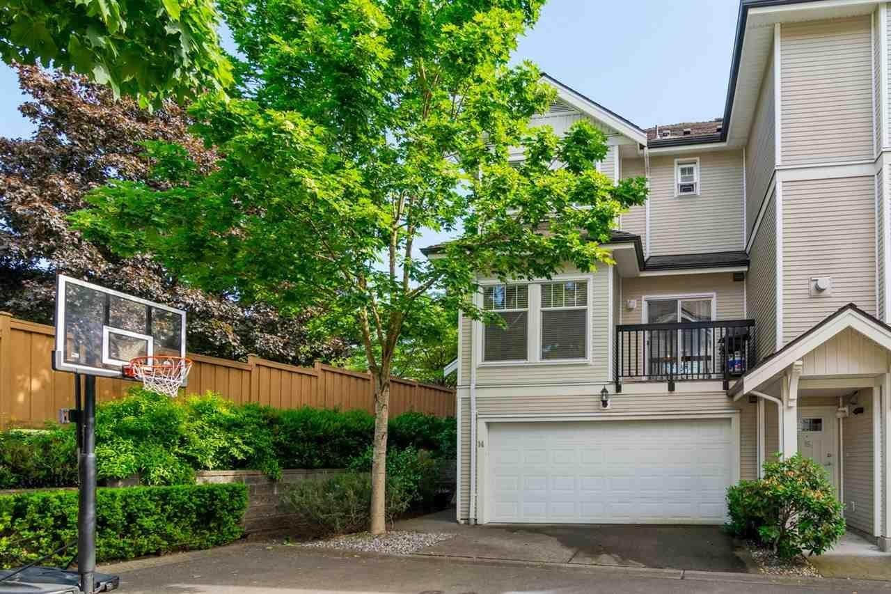 R2067300 - 14 21535 88 AVENUE, Walnut Grove, Langley, BC - Townhouse