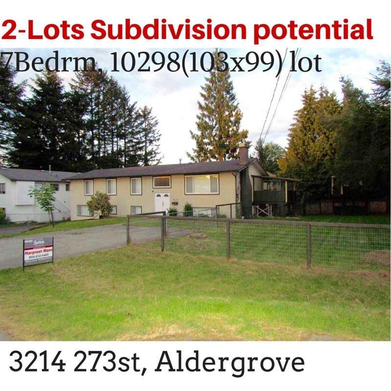 R2067306 - 3214 273 STREET, Aldergrove Langley, Langley, BC - House/Single Family