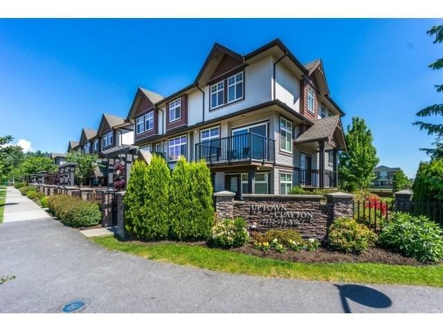 R2067392 - 21 7332 194A STREET, Clayton, Surrey, BC - Townhouse