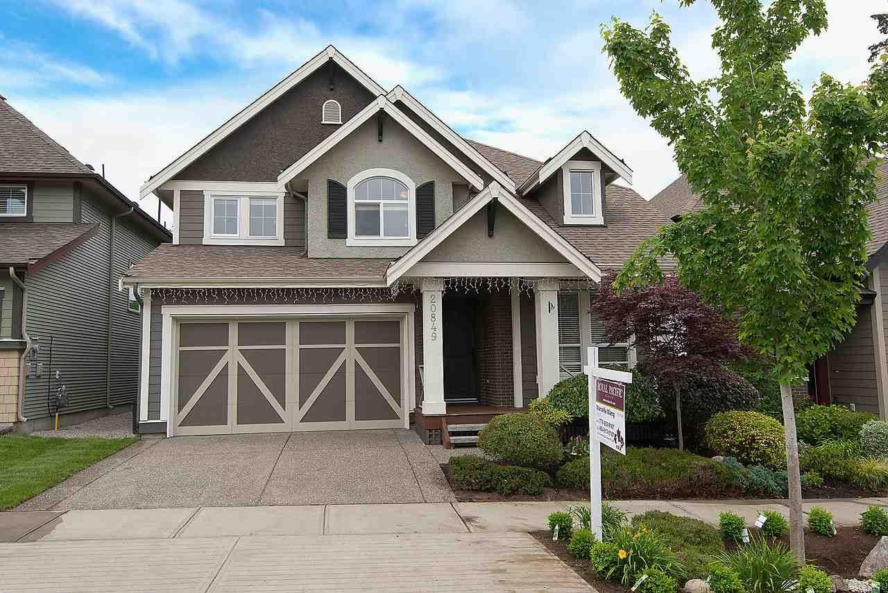 R2067431 - 20849 69B AVENUE, Willoughby Heights, Langley, BC - House/Single Family