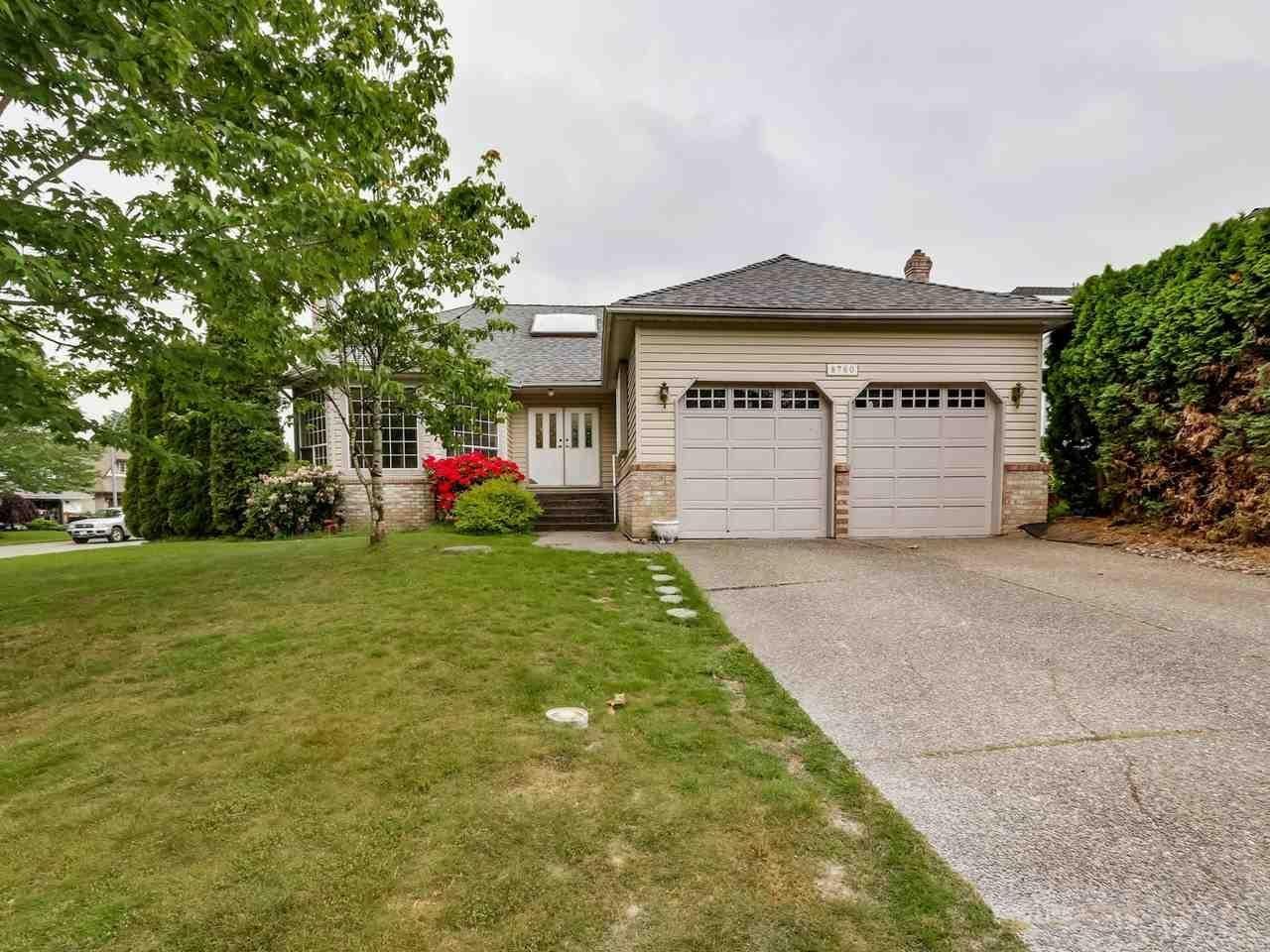 R2067449 - 8760 215 STREET, Walnut Grove, Langley, BC - House/Single Family