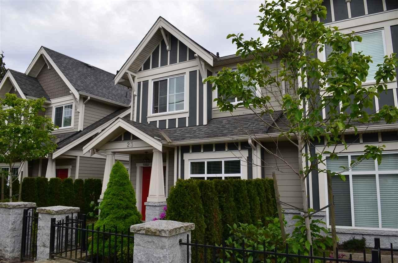 R2067525 - 23 7288 BLUNDELL ROAD, Broadmoor, Richmond, BC - Townhouse