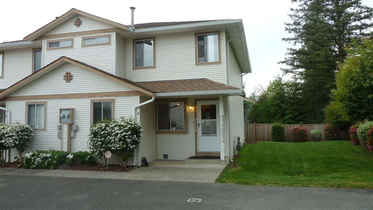 R2067558 - 6 26727 30A AVENUE, Aldergrove Langley, Langley, BC - Townhouse