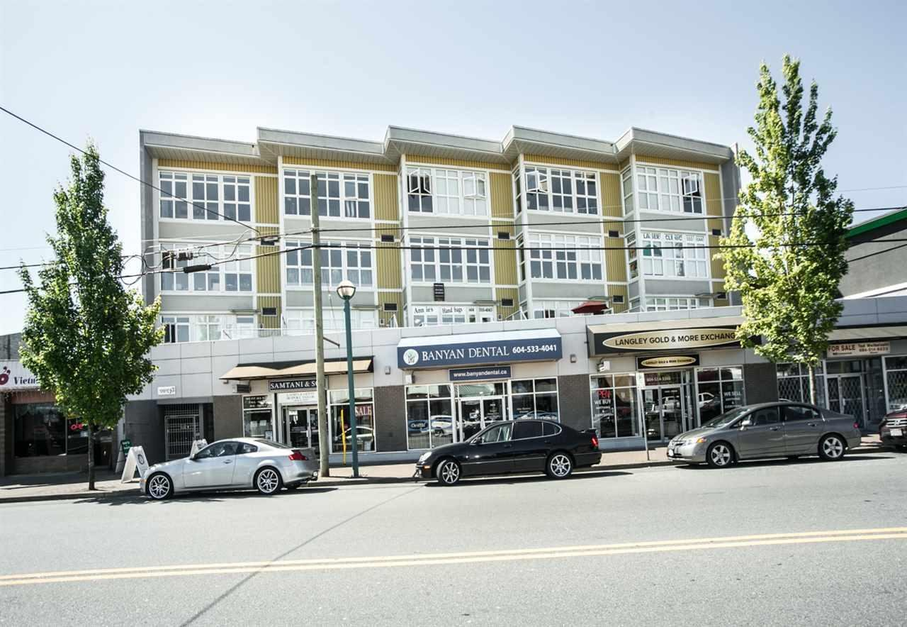 R2067599 - 306 20238 FRASER HIGHWAY, Langley City, Langley, BC - Apartment Unit