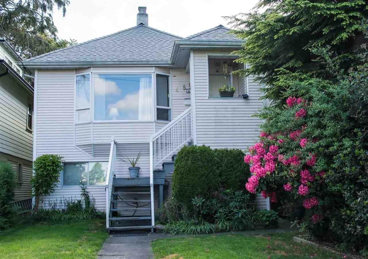 R2067698 - 4508 PRINCE ALBERT STREET, Fraser VE, Vancouver, BC - House/Single Family