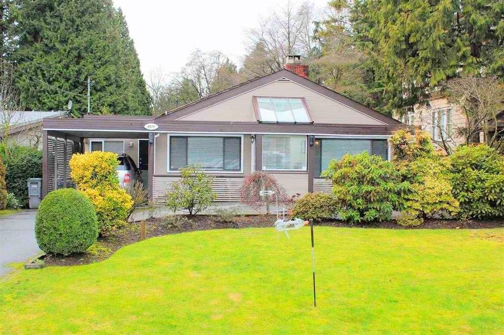 R2067976 - 8571 WILTSHIRE STREET, S.W. Marine, Vancouver, BC - House/Single Family