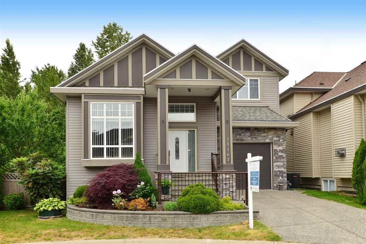 R2068010 - 17167 65 AVENUE, Cloverdale BC, Surrey, BC - House/Single Family