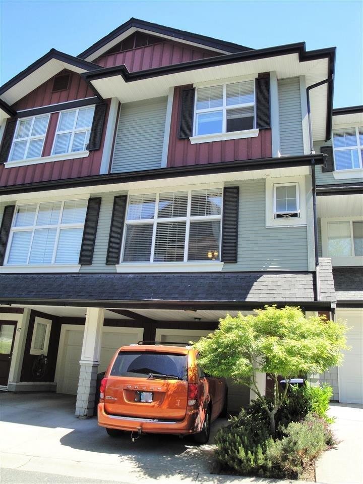 R2068016 - 66 18199 70 AVENUE, Cloverdale BC, Surrey, BC - Townhouse