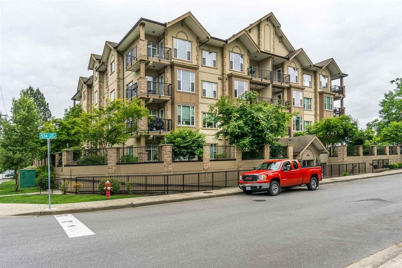 R2068436 - 302 20286 53A AVENUE, Langley City, Langley, BC - Apartment Unit