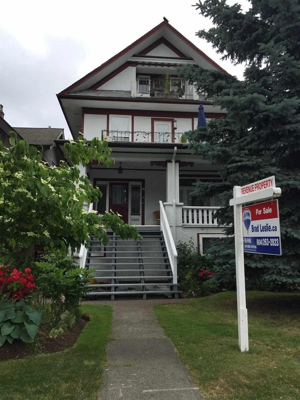 R2069296 - 615 E 49TH AVENUE, Fraser VE, Vancouver, BC - House/Single Family